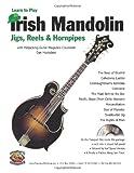 Irish Mandolin Jigs, Reels, and Hornpipes (Book + CD)