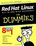Red Hat Linux All-in-One Desk Reference for Dummies, Naba Barkakati, 0764524429