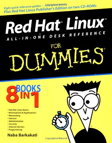 Red Hat Linux All-in-One Desk Reference For Dummies