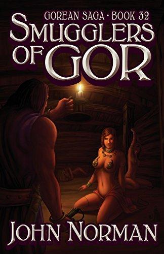 Smugglers of Gor (Gorean Saga)
