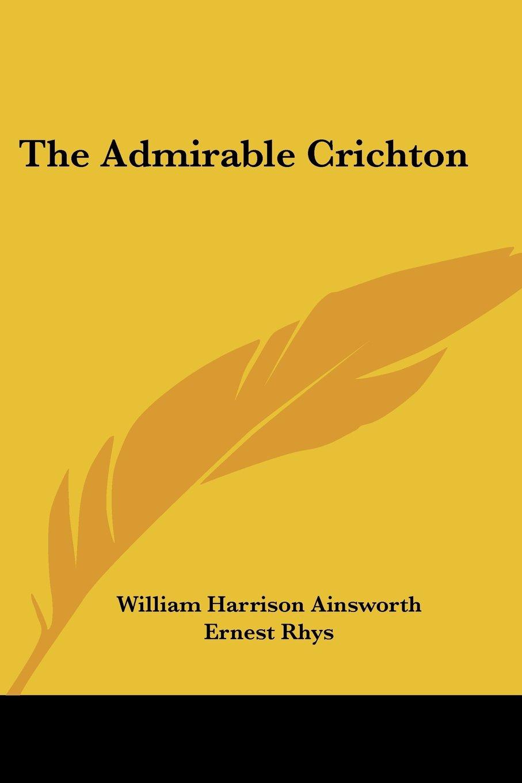 Read Online The Admirable Crichton pdf