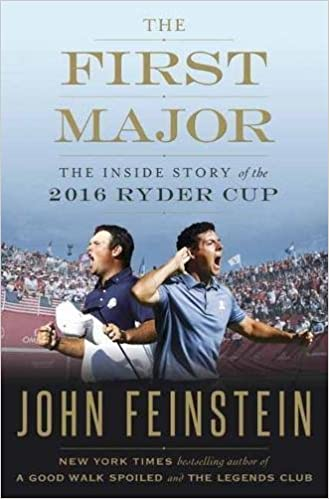 Image result for the first major john feinstein