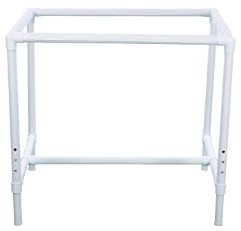 Dritz Adjustable Quilter's Floor Quilt Frame