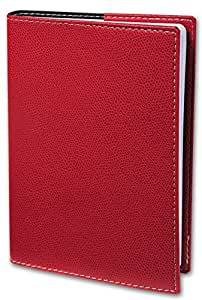 Quo Vadis Ministre FR Club 015102Q Calendar-View Diary Index 16 x 24 cm Year 2013 Red in French