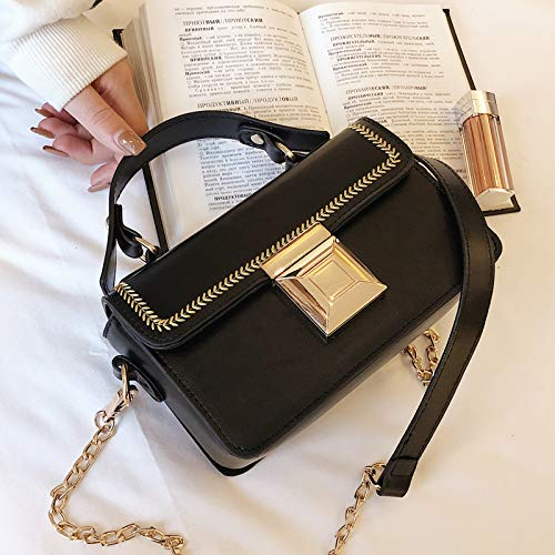 Wild caffè Messenger Women colore Chain Bag Fashion marrone Xmy Bag vI6TwnqSvU