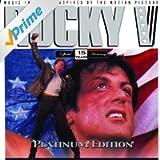 Rocky V, 15 yr. Aniv. Soundtrack