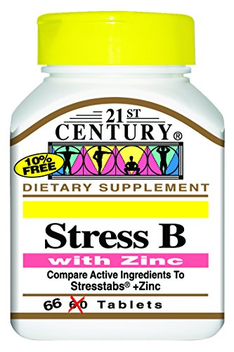 21st Century Stress Tablets Count product image