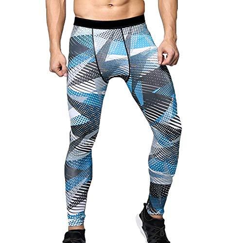 Leggings Abiti Comode Sche Underwear Palestra Ginnastica Da Ad Fitness Pantaloni Sportivi Pants Wicking Training Rapida Uomo Camouflage Taglie Asciugatura Compression rFrYHqw
