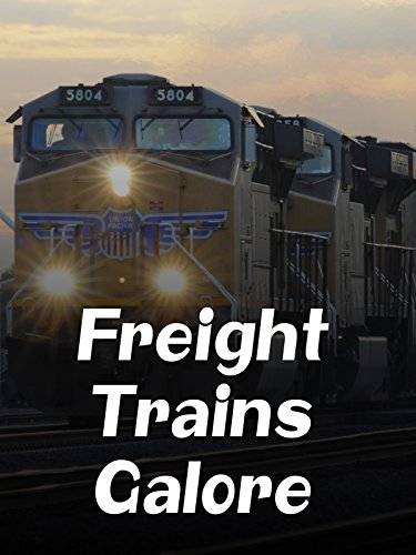 Freight Trains Galore
