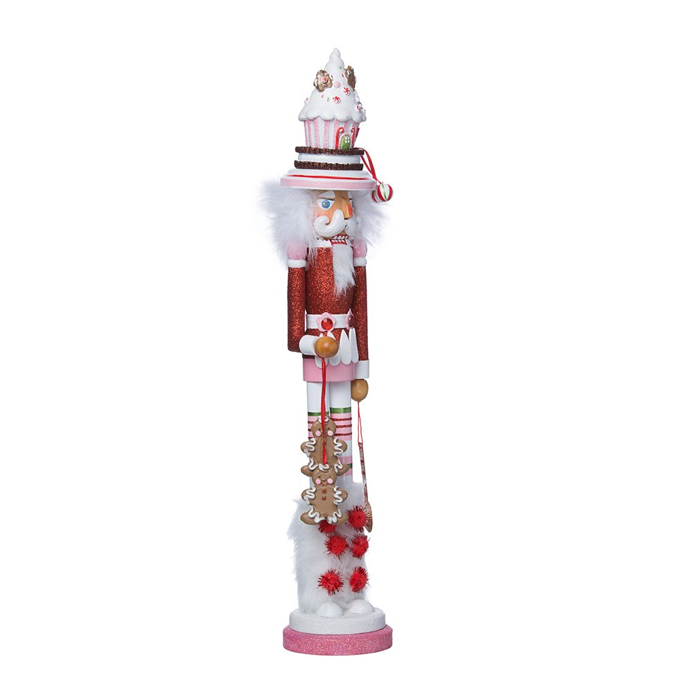 Hollywood Nutcrackers Kurt Adler 19.5-Inch Slim