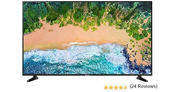 Samsung UE40NU7182 - TV: 344.85: Amazon.es: Electrónica