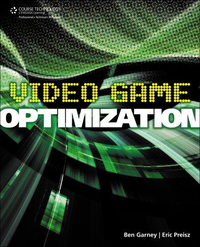 Video Game Optimization by Preisz, Eric
