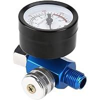 """Fdit 1/4"""" spuitpistool luchtdrukregelaar manometer accessoires voor pneumatische gereedschappen herbruikbare verpakking…"""