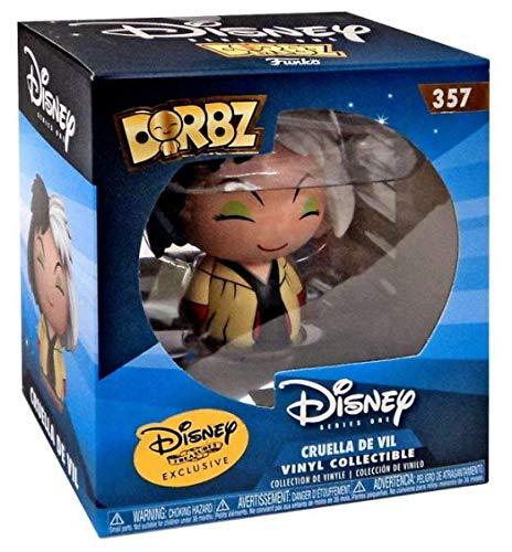 Dorbz Cruella De Vil (Disney Treasures Exclusive) -