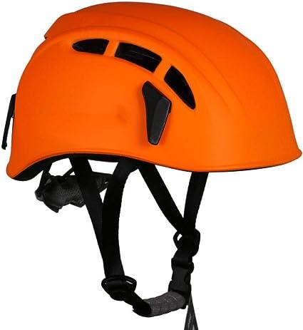 YSH Equipo De Protección Al Aire Libre Casco De Escalada ...