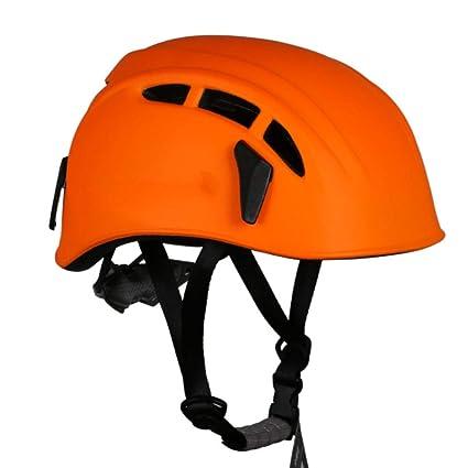 YSH Equipo De Protección Al Aire Libre Casco De Escalada Equipo De ...
