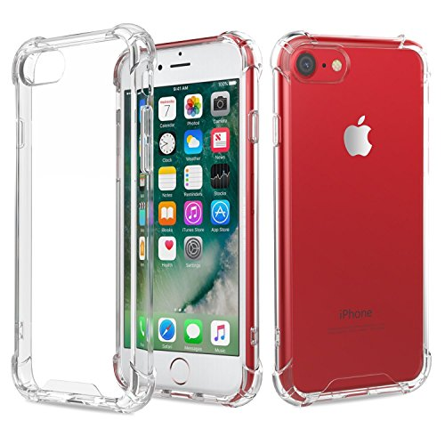 We could not find any products for: iPhone 6/6S Hülle KAMALSTAR® Schutzhülle Schlagfesten Stoßstangen Case Silikon- Crystal Clear Ultra Dünn Durchsichtige Backcover Handyhülle [High Pro Shield] TPU Ca