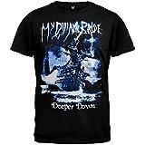 My Dying Bride - Mens Deeper Down T-shirt Small Black