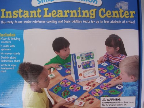 Math Instant Learning Center ; Simple Addition