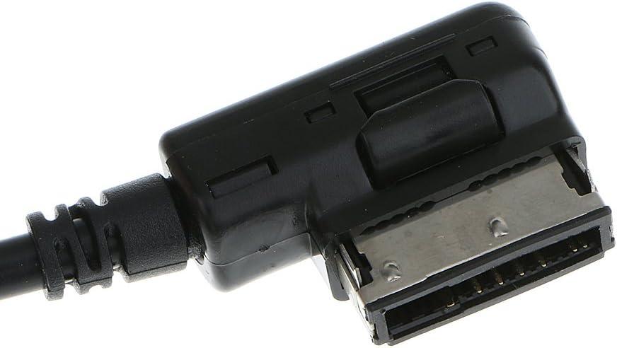 Adaptador de Cable AMI MMI MDI Interface M/úsica Accesorio para Audi iPod iPhone