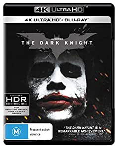 The Dark Knight (4K Ultra HD + Blu-ray)