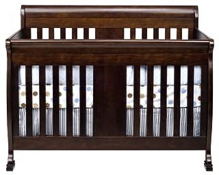 DaVinci Porter 4-in-1 Convertible Crib, Espresso