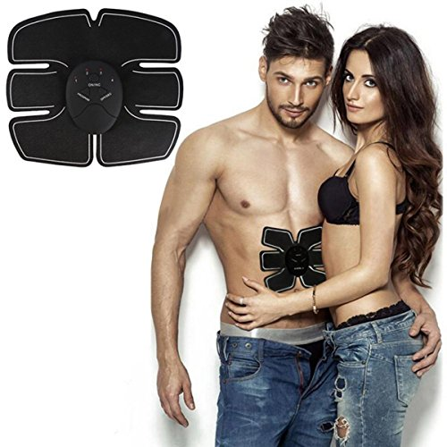 Abdominal Toning Belt,Fitness Slimming Body Sculptor Muscle Trainer Butterfly ab Gymnic Belt Massager Pad Abdominal Muscle Exerciser Belts Fat Burner
