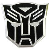 Transformers Autobots Aluminum Large Emblem in Black