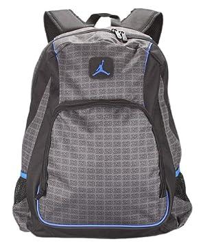 Y Escolar Negro Nike Para Ordenador Color Jordan Portátil Mochila qwxASxFT8