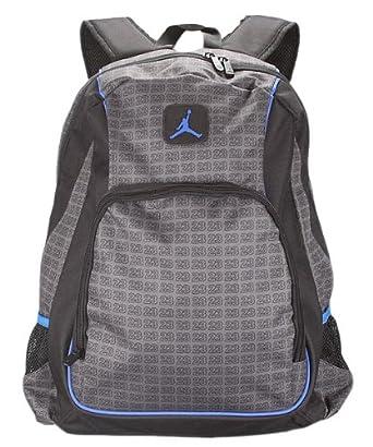 Mochila Jordan PortátilColor Nike Ordenador Y Negro Escolar Para WEDY29IH