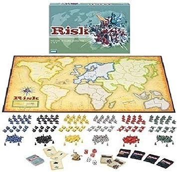 Stager Risk Original Legendary Board Game