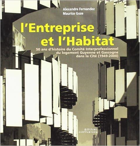 Livres gratuits L'entreprise et l'habitat pdf, epub