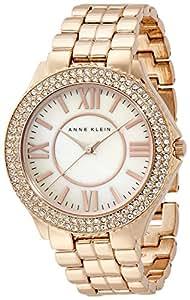 Anne Klein AK-1430RMRG Mujeres Relojes