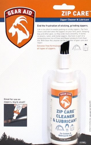 McNett Gear Care Cleaner Lubricant product image