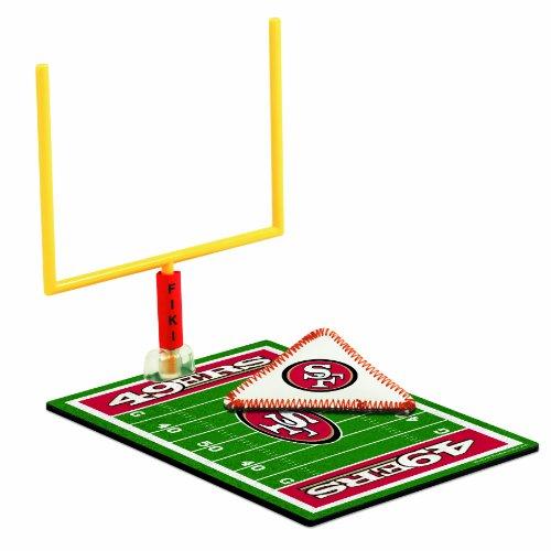 Nfl Fiki Football - San Francisco 49ers Tabletop Football Game