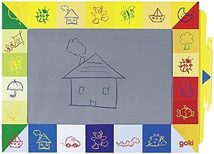 Zaubertafel Maltafel Zeichentafel 27 x 19 cm