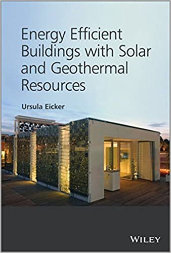 Energy Efficient Buildings with Solar and Geothermal Resources
