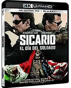 Sicario: El Día Del Soldado (4K UHD + BD) [Blu-ray]