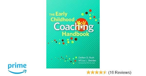 Amazoncom The Early Childhood Coaching Handbook 9781598570670