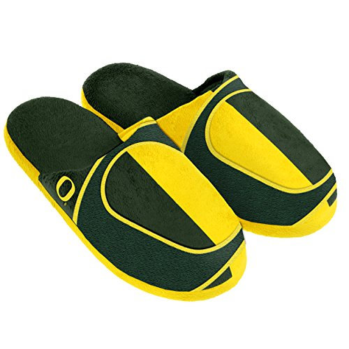 FOCO Oregon Split Color Slide Slipper Small by FOCO