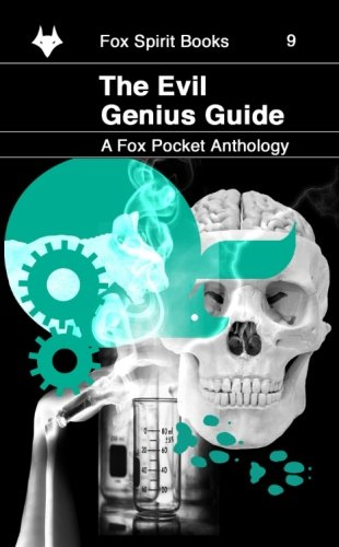 book cover of Evil Genius Guide