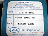 PALL T93011178012 Filterite VFSH020-20M3E 300 0.02um