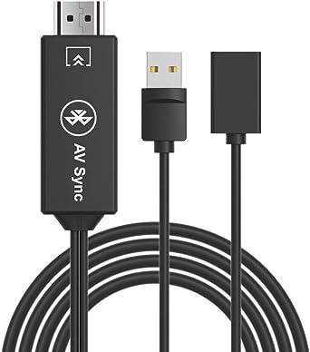 HKFV OT-75003 1080P - Cable adaptador de TV AV-TV para iPhone ...