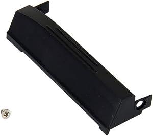 SDENSHI HDD Hard Drive Caddy Cover + Screws for Dell Latitude E6400 E6410 Precision M2400 Laptop