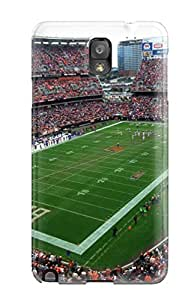 DanRobertse Case Cover Protector Specially Made For Galaxy Note 3 Clevelandrowns