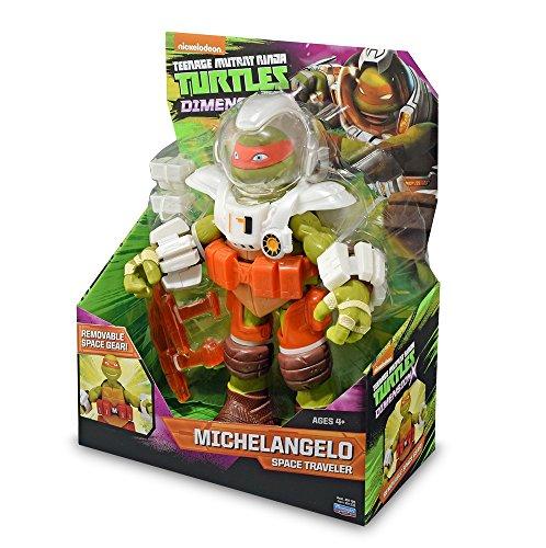 Tortugas Ninja - Michelangelo, 28 cm: Amazon.es: Juguetes y ...