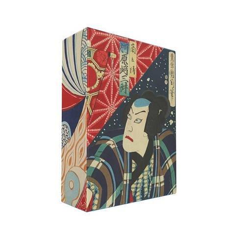 Japanese Wood Blocks: 100 (Art Japanese Postcard)