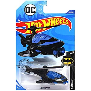 Hot Wheels Batcopter 195/250 Exclusive...