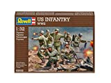 1:32 Revell Us Infantry WWII