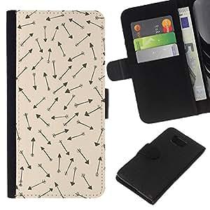 EJOY---La carpeta del tirón la caja de cuero de alta calidad de la PU Caso protector / Samsung ALPHA G850 / --Cueva Dibujos Wallpaper Caza